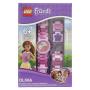 LEGO 8021247 Kinderuhr City Friends Olivia