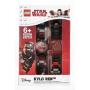 LEGO 8020998 Kinderuhr City Star Wars Kylo Ren