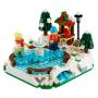 LEGO 40416 Eislaufplatz