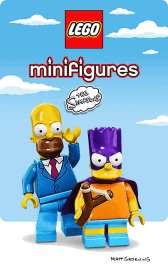 LEGO Collectible Minifigures